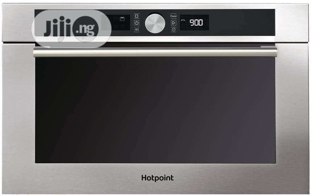 Hotpoint Class 4 MD454IXH 31L Built-In Microwave Oven