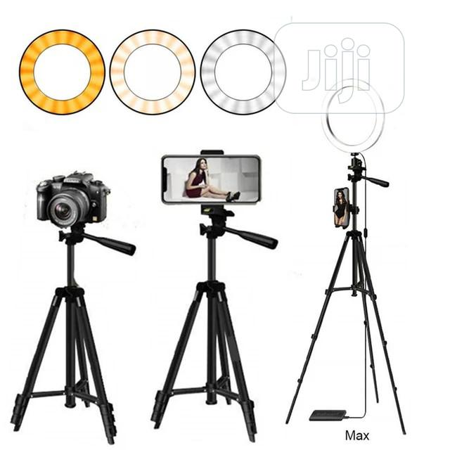 Selfie Ring Lamp Led Ring Light Selfie   Accessories & Supplies for Electronics for sale in Ajah, Lagos State, Nigeria
