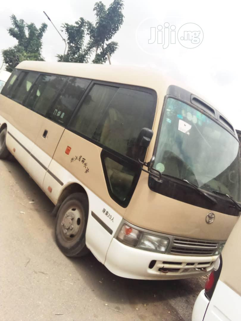 Toyota Coaster,Tokunbo,Lagos Clear | Buses & Microbuses for sale in Ikeja, Lagos State, Nigeria