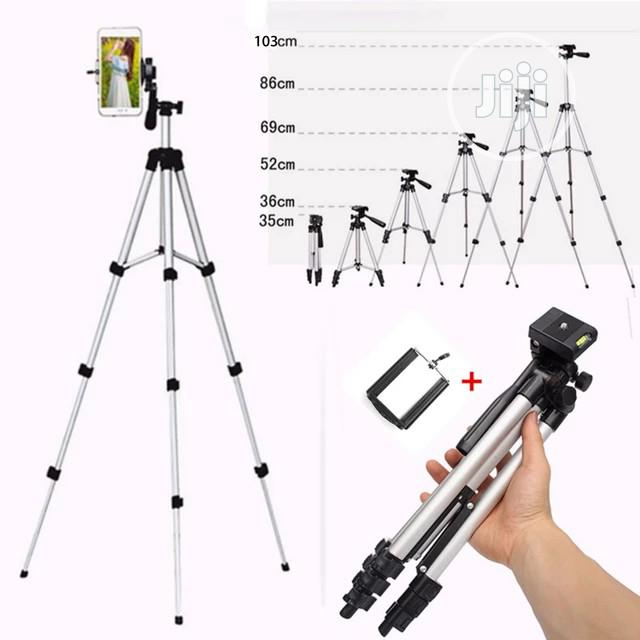 Portable Tripod Stand For Mobile Phone
