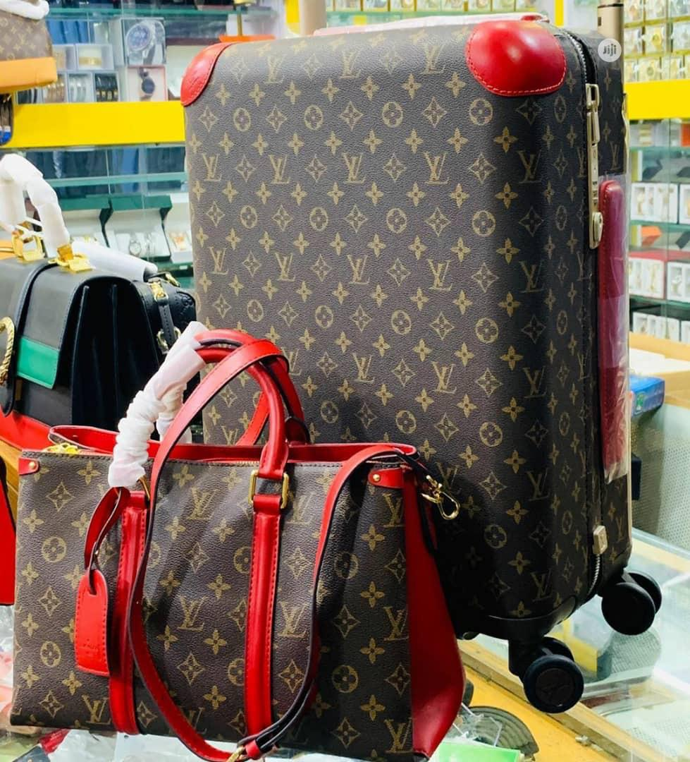 Louis Vuitton Hand and Luggage Bags