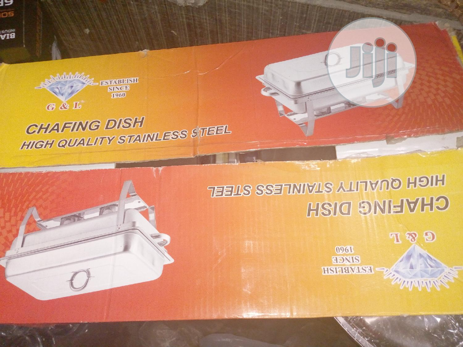 Archive: High Quality Stainless Steel Chafing Dishes