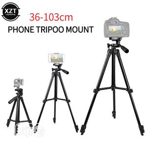 Adjustable Tripod Stand Holder Clip For Live For Youtube   Accessories & Supplies for Electronics for sale in Lagos State, Victoria Island