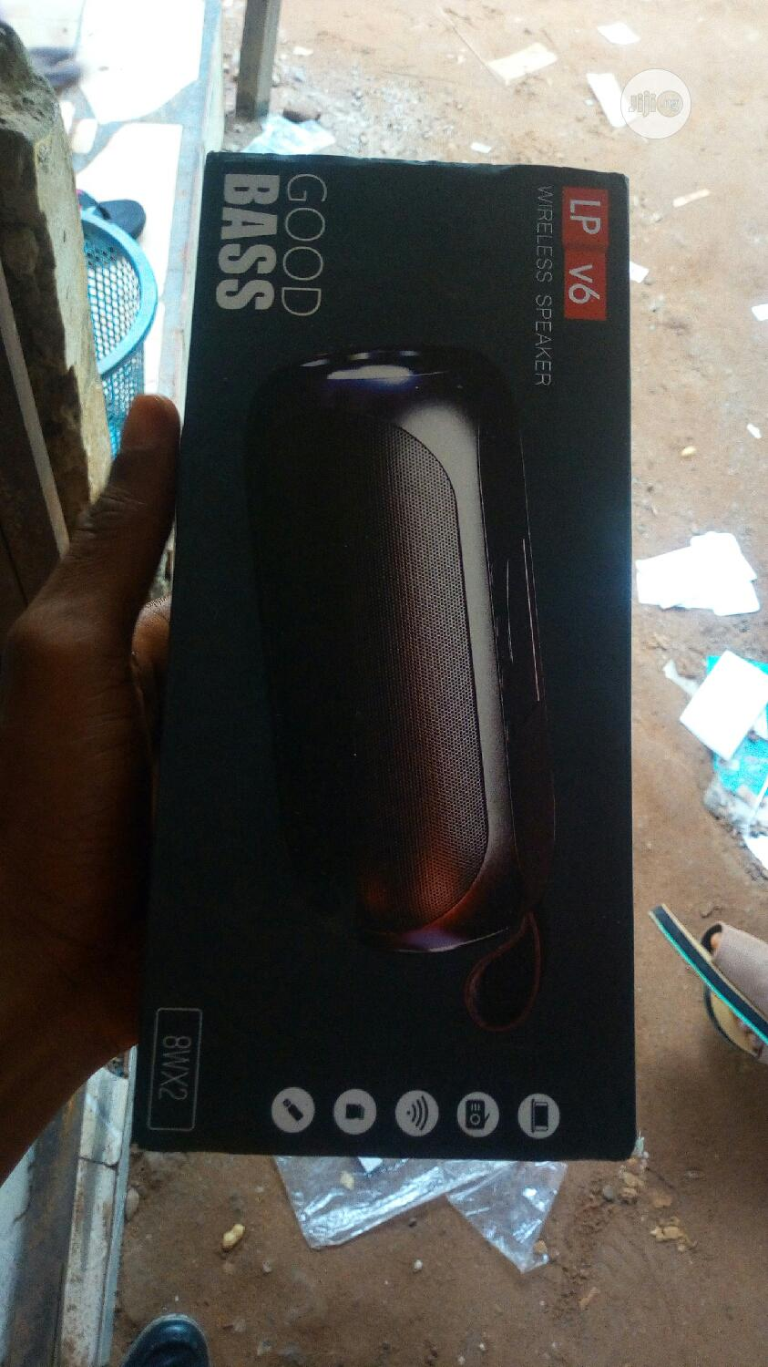 Wireless Speaker | Accessories for Mobile Phones & Tablets for sale in Wuse, Abuja (FCT) State, Nigeria