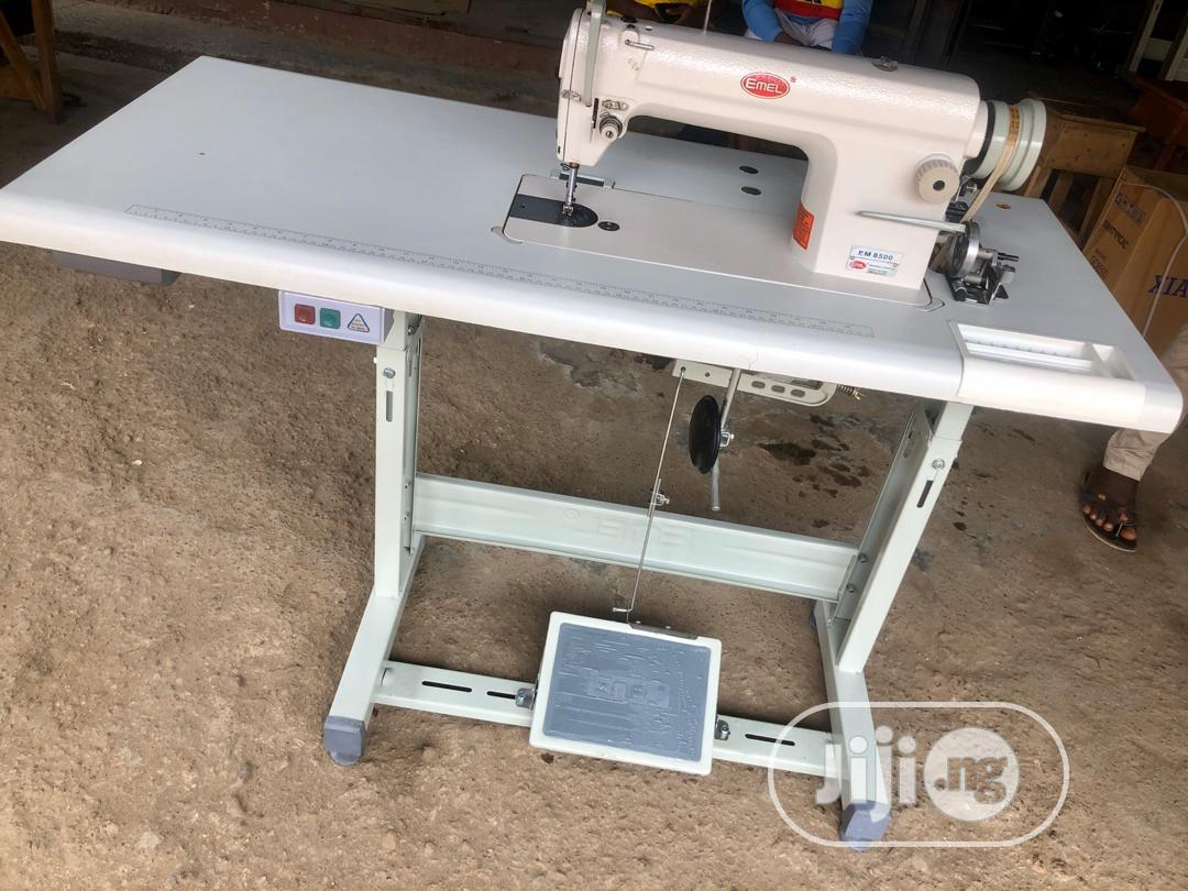 Archive: Emel Industrial Straight Sewing Machine