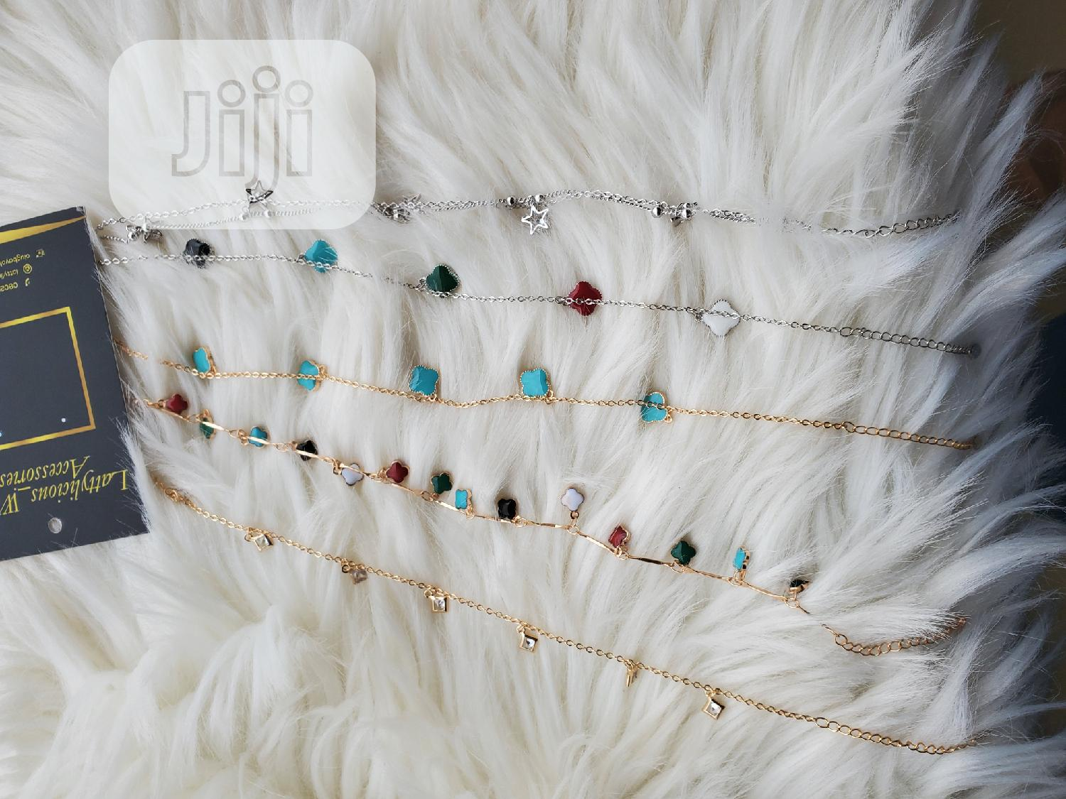 Archive: Non Tarnish Anklet