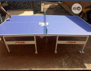 Brand New Stiga Outdoor Table Tennis Board | Sports Equipment for sale in Abia State, Umuahia