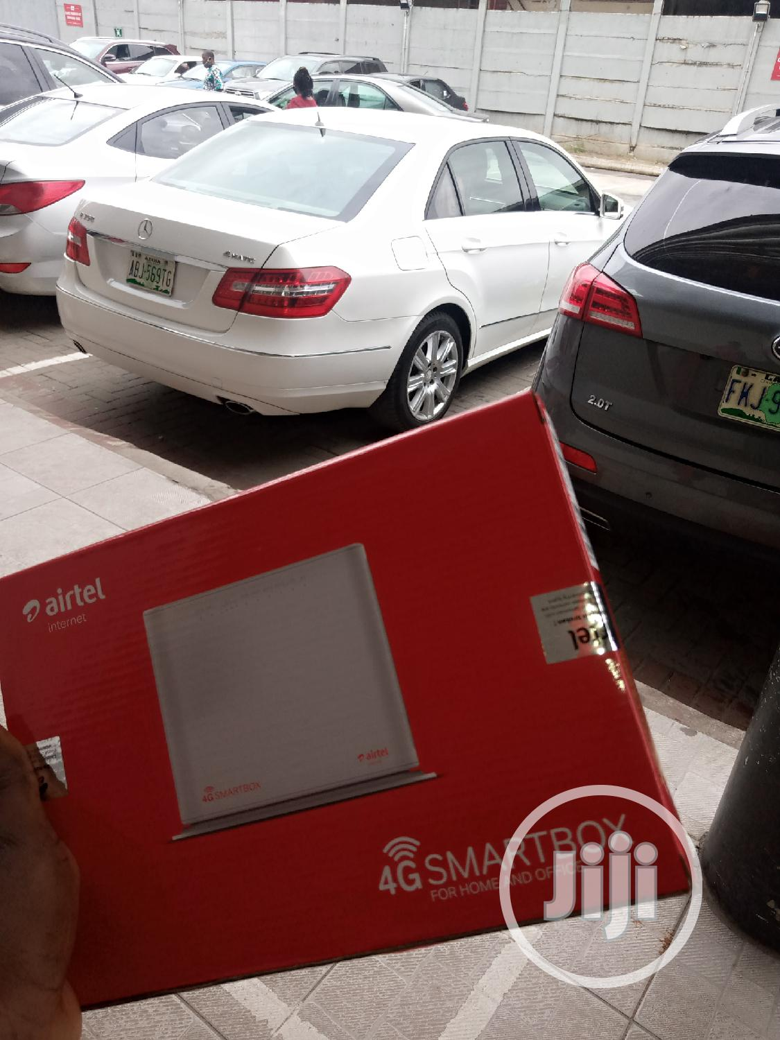 Airtel 4G Router | Networking Products for sale in Surulere, Lagos State, Nigeria