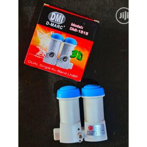 Multi Grade Dual Ku -band LNBF For Two Satellite A And B   Accessories & Supplies for Electronics for sale in Lagos State, Alimosho