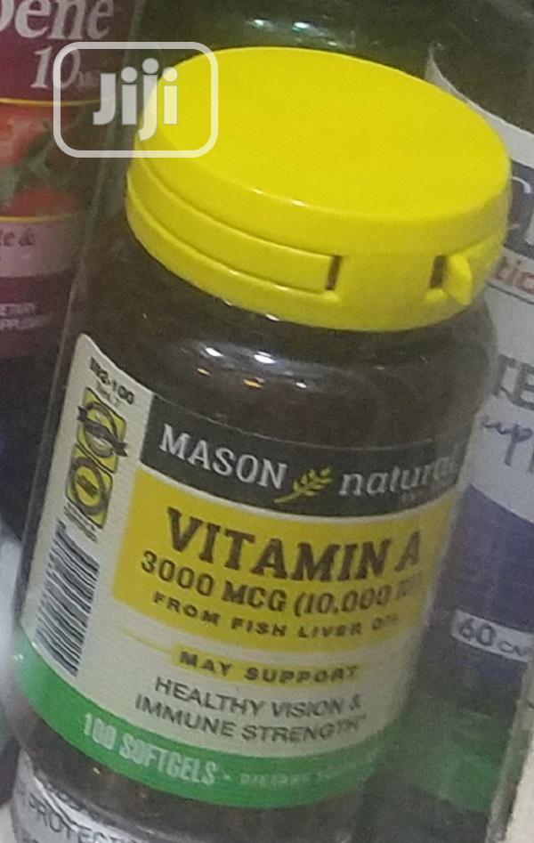 Mason'S Natural Vitamin A