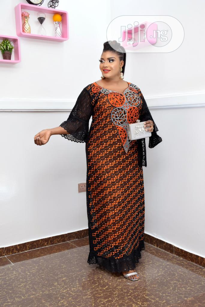 Senegalese Beautiful Gown