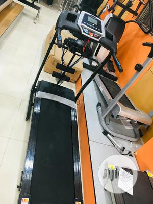 2hp Treadmills With Massager (American Fitness)   Sports Equipment for sale in Lagos State, Ipaja
