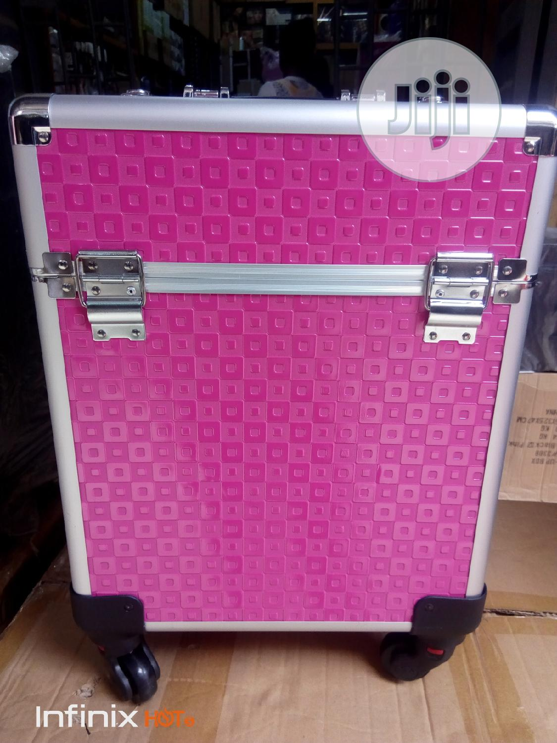 Makeup Trolley and Storage Box