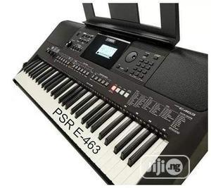 Original Yahama Keyboard PSR E463 | Musical Instruments & Gear for sale in Lagos State, Ikeja