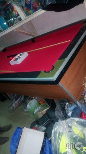 Local Snooker Board   Sports Equipment for sale in Lagos State, Ikeja