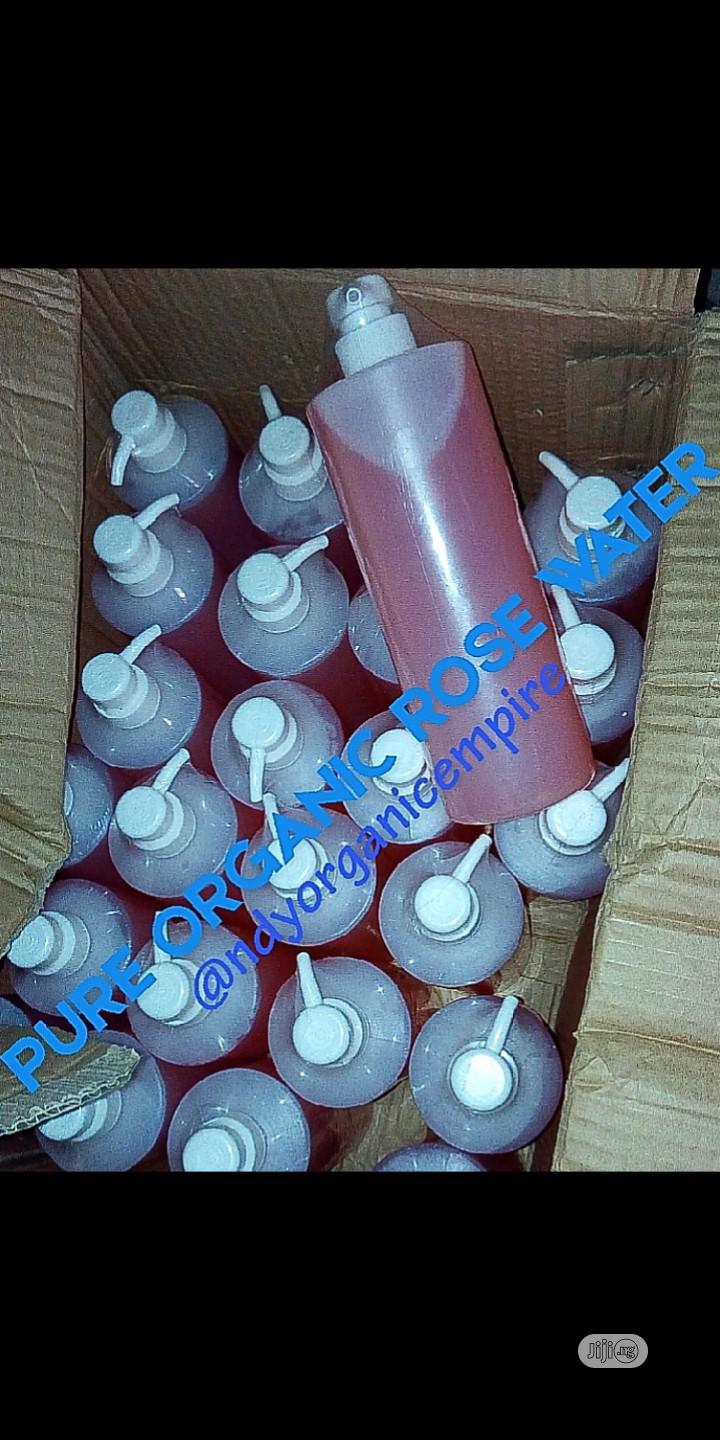 Pure Organic Rose Water for Your Skin Care Formulations.