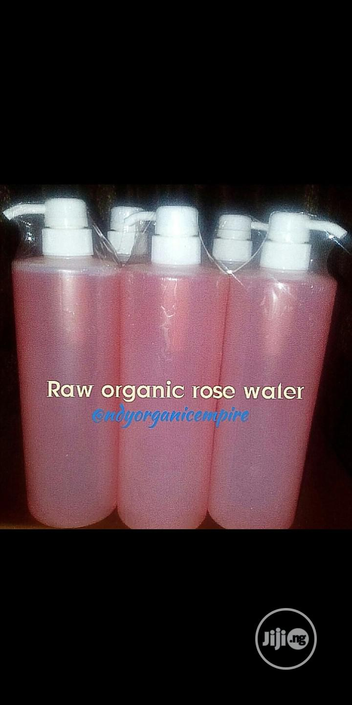 Pure Organic Rose Water for Your Skin Care Formulations. | Skin Care for sale in Surulere, Lagos State, Nigeria