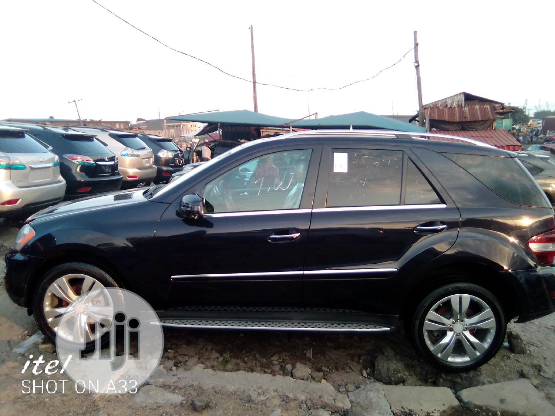 Mercedes-Benz M Class 2012 Black | Cars for sale in Apapa, Lagos State, Nigeria