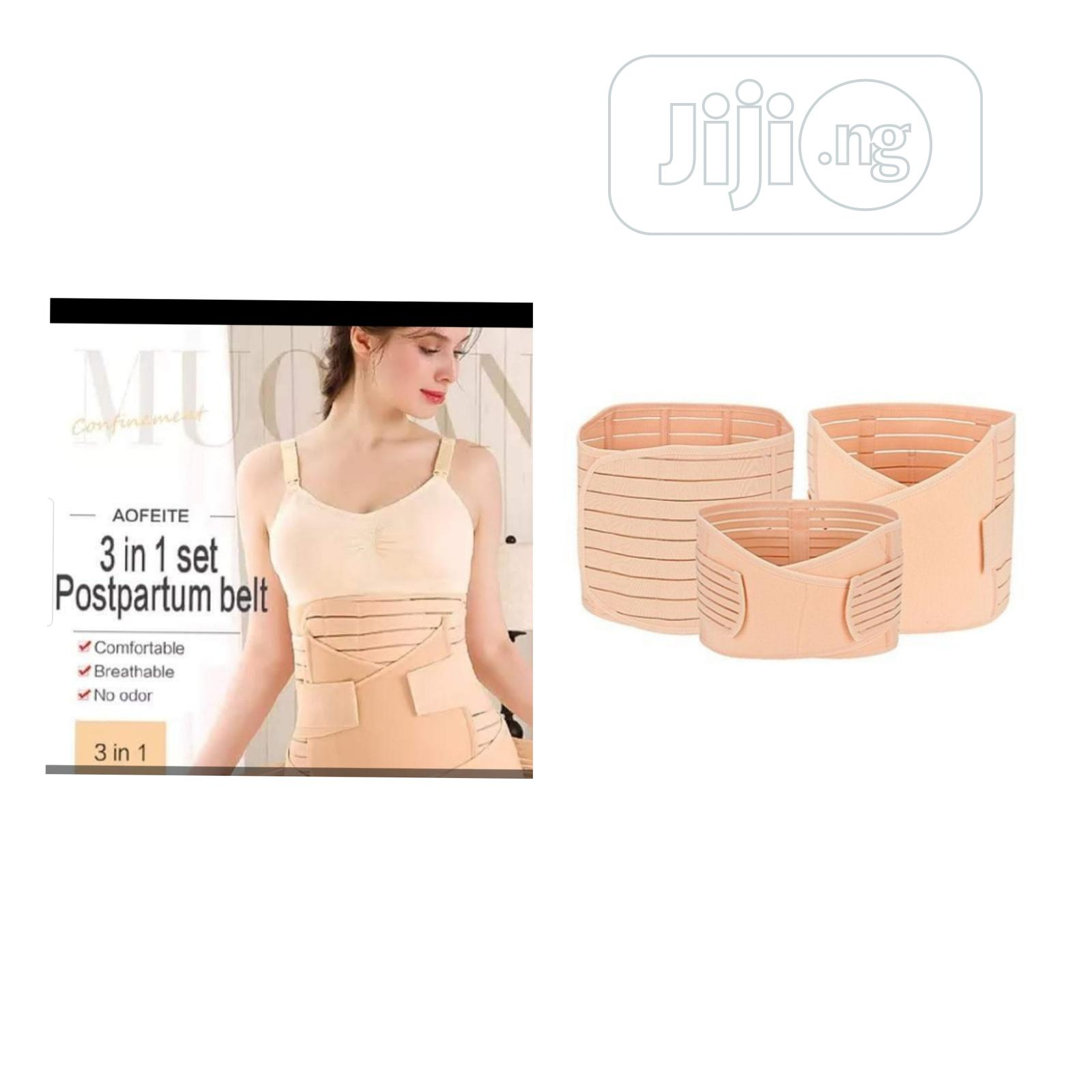 3 In 1 Postpartum Belt (Wholesale) | Clothing Accessories for sale in Ikeja, Lagos State, Nigeria