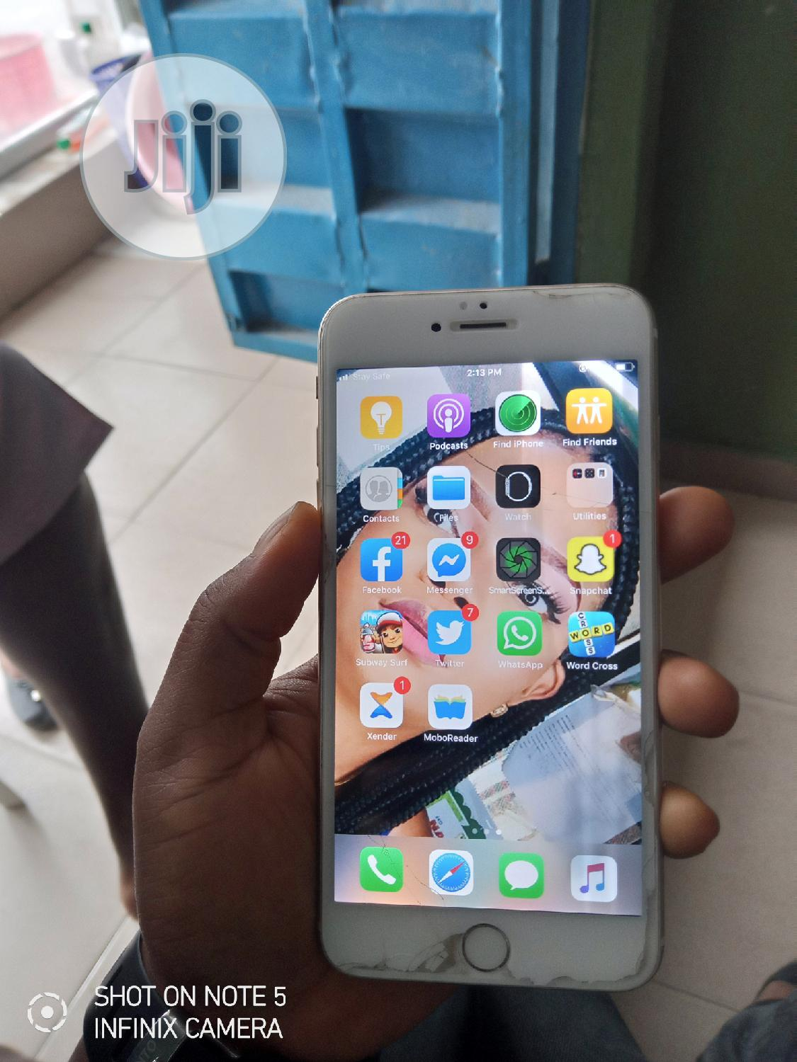 Apple iPhone 6 Plus 16 GB Gold | Mobile Phones for sale in Ikotun/Igando, Lagos State, Nigeria