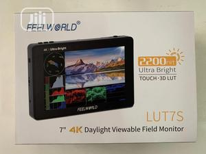 """Feelworld Lut7s 7"""" 3D Lut 4K HDMI & Sdi Monitor   Accessories & Supplies for Electronics for sale in Rivers State, Port-Harcourt"""