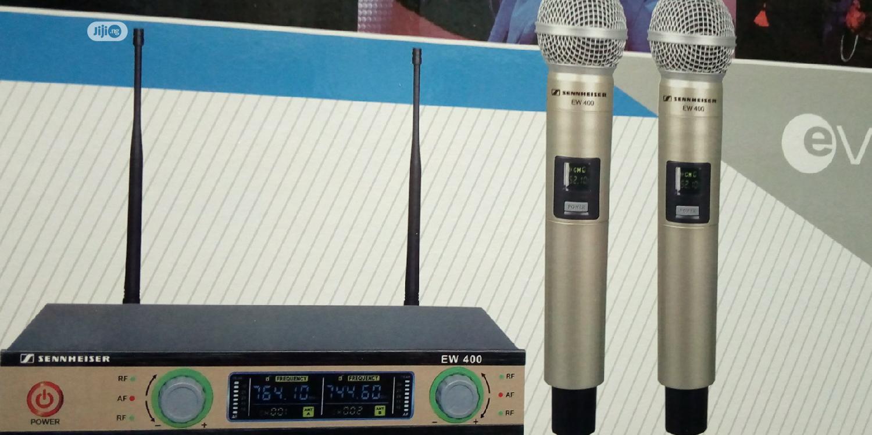 Ew 400 Sennhieser Wireless Microphone