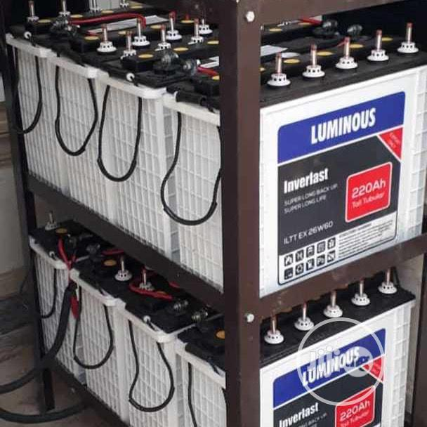 Tubular Battery | Solar Energy for sale in Surulere, Lagos State, Nigeria