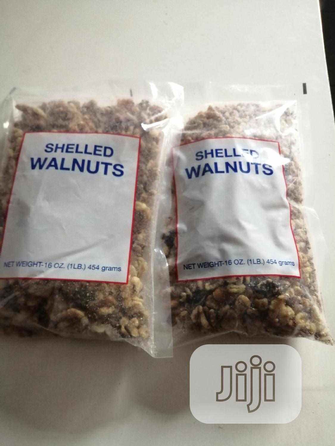 Archive: Shelled Walnuts