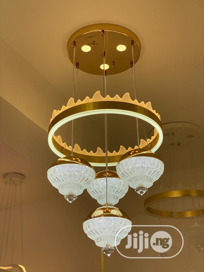 LED 3way Light Drop Light