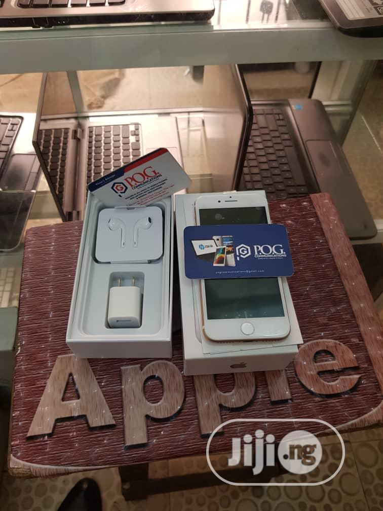 Apple iPhone 7 32 GB Gold | Mobile Phones for sale in Agege, Lagos State, Nigeria