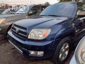 Toyota 4-Runner 2005 Limited V6 Blue   Cars for sale in Lagos State, Apapa