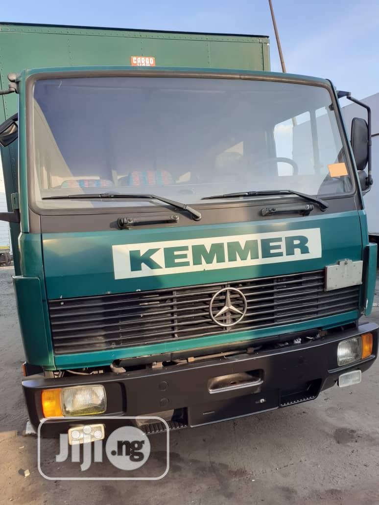Mercedes Benz Truck 814 1999 | Trucks & Trailers for sale in Apapa, Lagos State, Nigeria