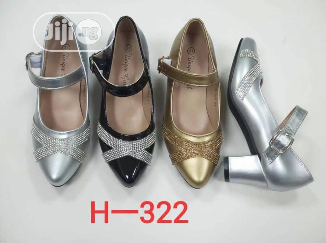 New Arrivals Designer Girl Cover Shoe's | Children's Shoes for sale in Ojo, Lagos State, Nigeria