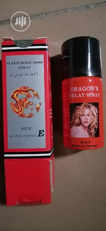 Dragon Delay Spray With Vitamin E