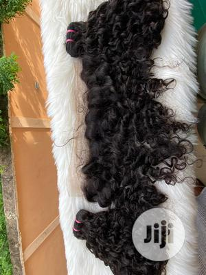 Pixie Curls With Virgin Hair Matching Frontal   Hair Beauty for sale in Lagos State, Ikeja