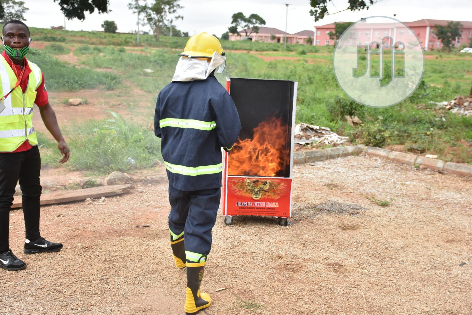 The Eagle Fire Extinguisher Ball | Safety Equipment for sale in Karshi, Abuja (FCT) State, Nigeria