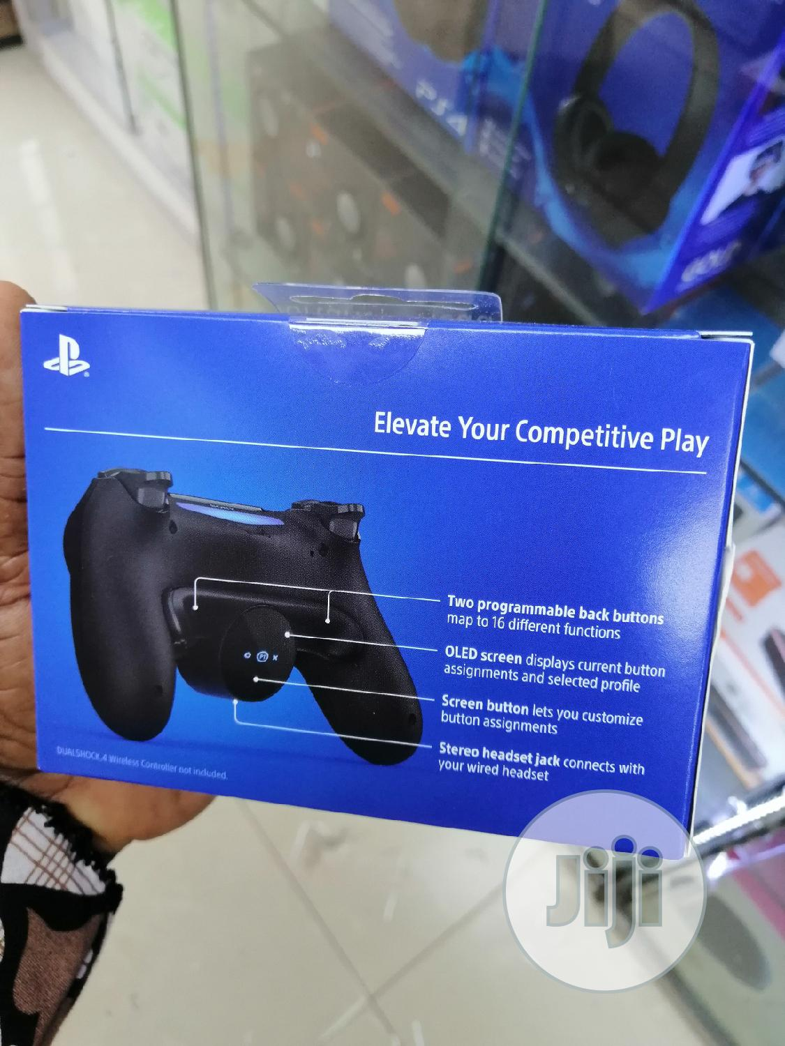 Sony Ps4 Dual Shock 4 Back Button Attachment | Accessories & Supplies for Electronics for sale in Ikeja, Lagos State, Nigeria