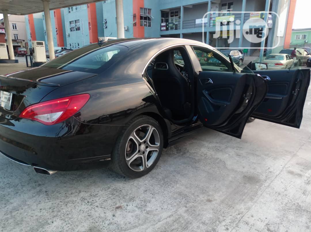 Archive: Mercedes-Benz CLA-Class 2014 Black