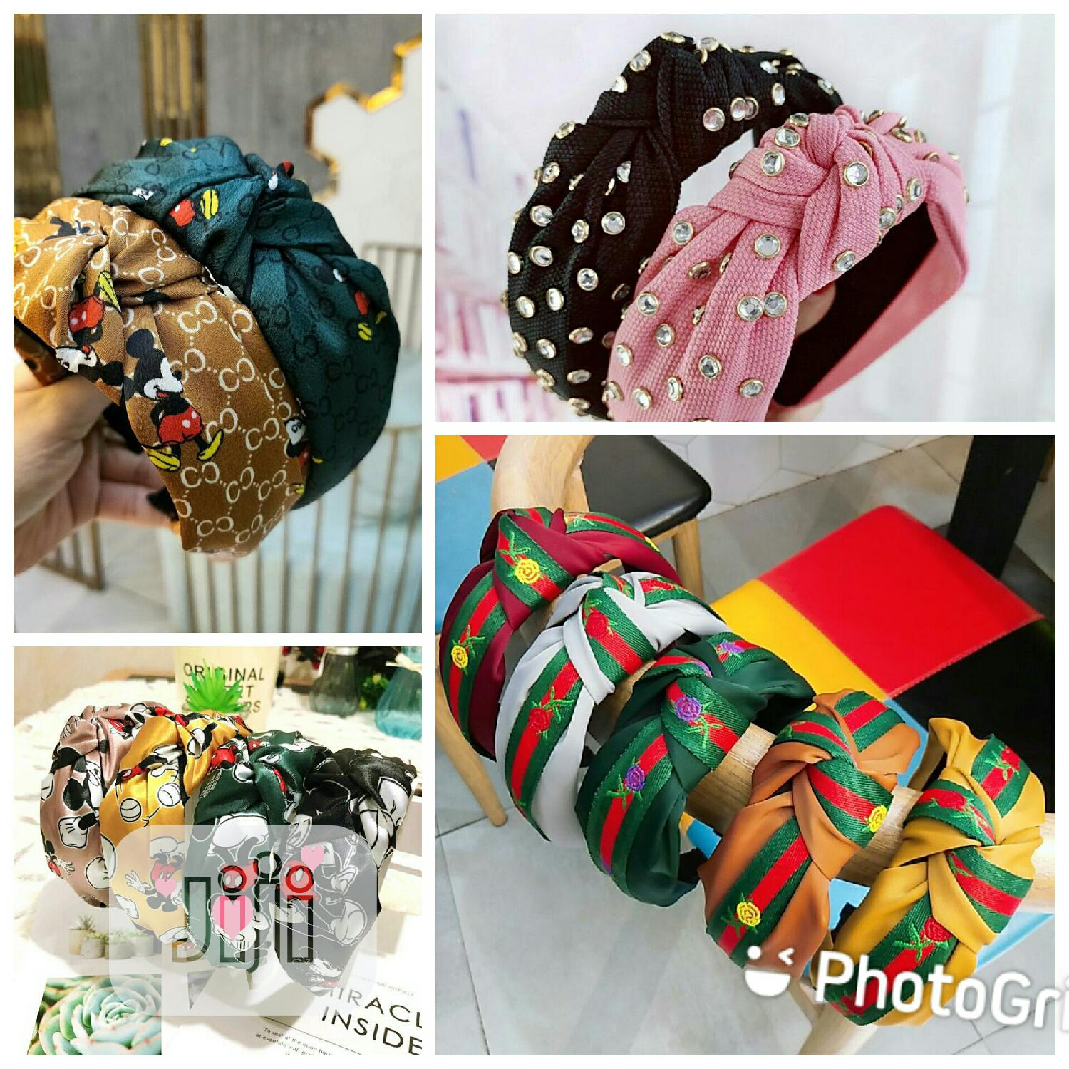 New Quality Female Head Bands | Clothing Accessories for sale in Ikeja, Lagos State, Nigeria