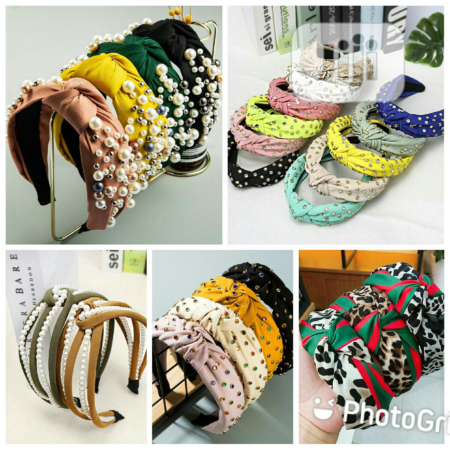 New Quality Female Head Bands