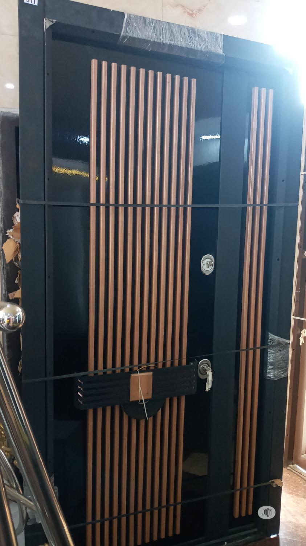Eight Sticks Turkey Luxury Door