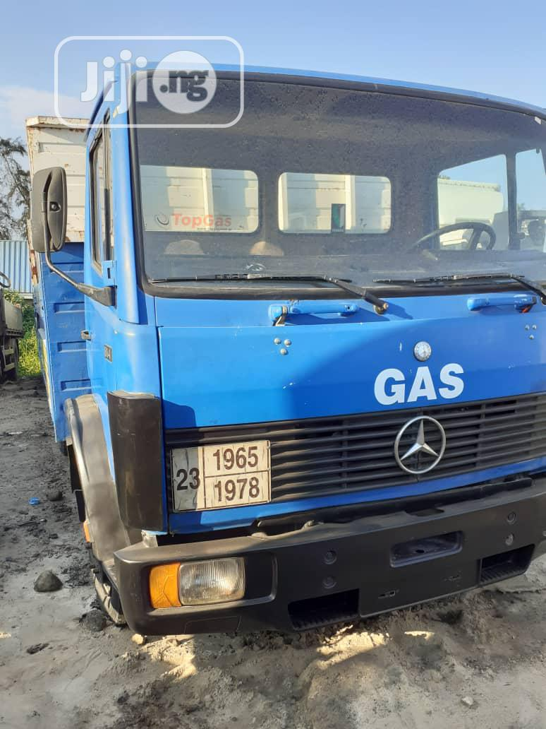 Mercedes Benz Truck 814 1997 | Trucks & Trailers for sale in Apapa, Lagos State, Nigeria