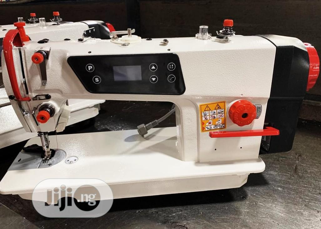 Archive: Emel Direct Drive Industrial Straight Sewing Machine