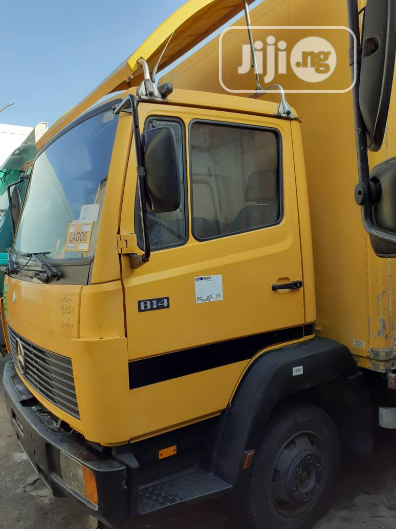 Mercedes Benz Truck 814 2000 | Trucks & Trailers for sale in Apapa, Lagos State, Nigeria