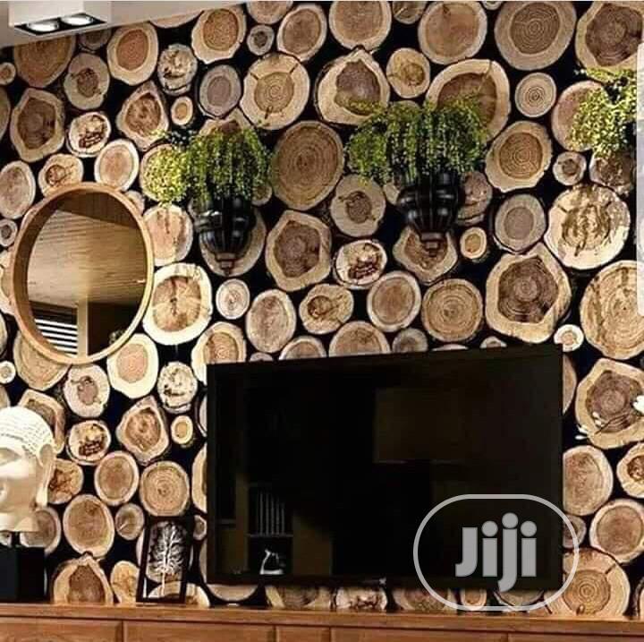 Archive: Wood Design Wallpaper