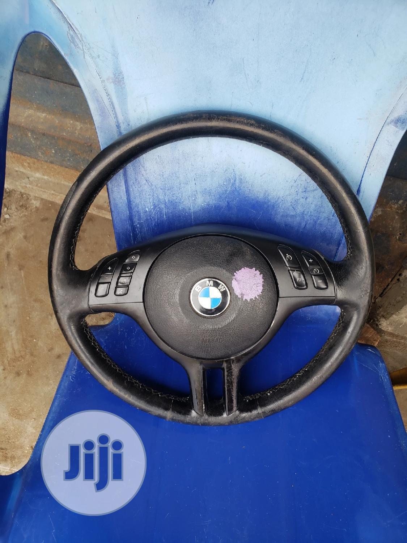 Bmw E36 E46 Steering Wheel In Mushin Vehicle Parts Accessories Ache Ebuka Jiji Ng