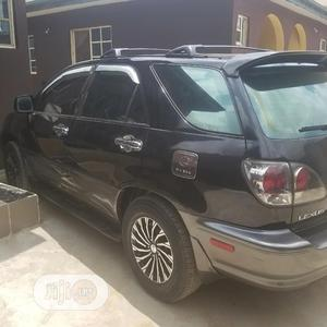 Lexus RX 2003 Black | Cars for sale in Lagos State, Surulere