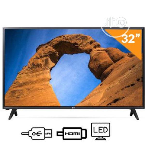 Archive: LG 32-inch LED TV LK500BPTA + 24 Months Warranty