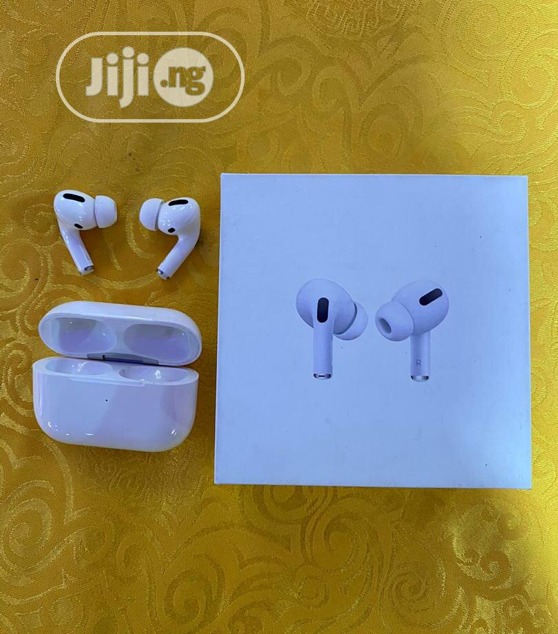 Cloned Apple Airpod PRO | Accessories for Mobile Phones & Tablets for sale in Ikeja, Lagos State, Nigeria