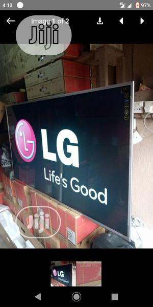 ( Silver )LG 85'inch 4K Uhd Smart Android TV Super Slim | TV & DVD Equipment for sale in Lagos State, Ojo